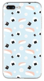 Sushi hoesje iPhone 7 Plus softcase