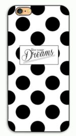 Stippen hoesje iPhone 5 / 5s / SE softcase