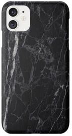 Marmer zwart telefoonhoesje iPhone 11 Pro backcover TPU