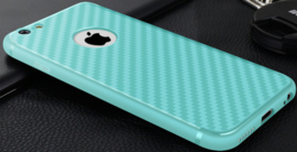 Mint hoesje iPhone 8 softcase