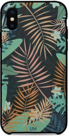 Jungle patroon telefoonhoesje iPhone Xr softcase