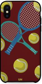 Tennis telefoonhoesje iPhone Xr softcase
