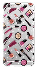 Make-up hoesje iPhone 8 softcase