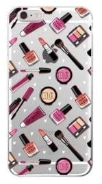Make-up hoesje iPhone 6 / 6s softcase