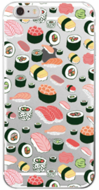 Sushi hoesje iPhone 7softcase
