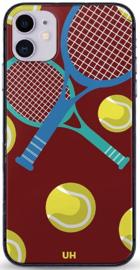 Tennis telefoonhoesje iPhone 11 Pro softcase