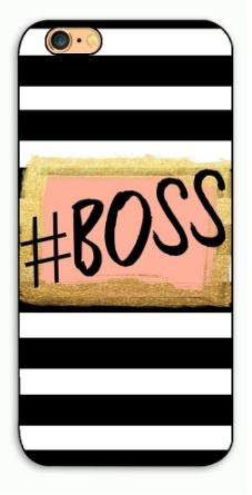 Boss hoesje iPhone 6 / 6s hardcase