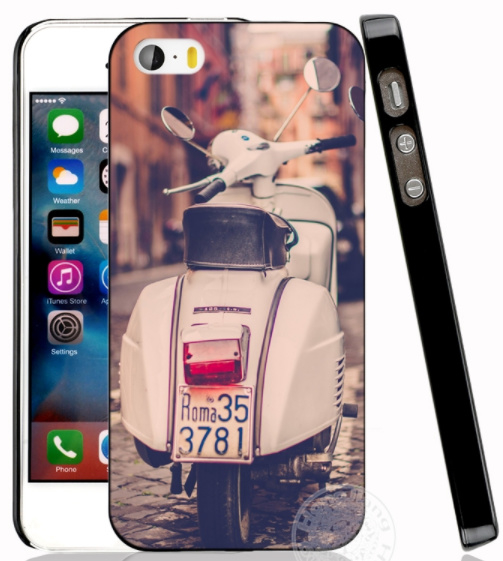 Roma scooter hoesje iPhone 6 / 6s hardcase