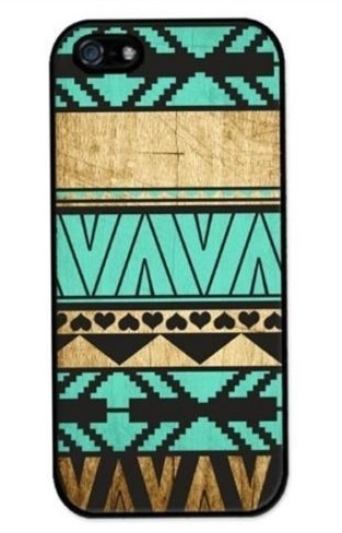 Aztec hoesje iPhone 6 / 6s hardcase