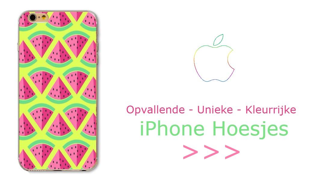 Unieke iPhone hoesjes
