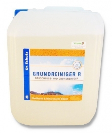Dr. Schutz Basisreiniger R 5 liter (voor rubber, pvc, vinyl, gietvloeren, tegels en linoleum)
