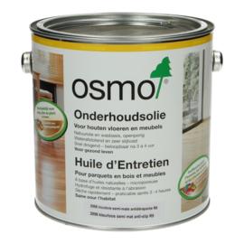 Osmo onderhouds olie 3098 kleurloos semi mat anti slip R9  2,5 liter