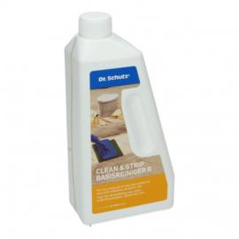 Dr. Schutz Basisreiniger R 750 ml (voor rubber, pvc, vinyl , gietvloeren, tegels en linoleum)