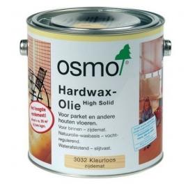 Osmo hardwax-olie 3032  Zijde-Mat - 0,75 liter