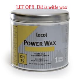 Lecol  OH 35 powerwax wit 1kilo
