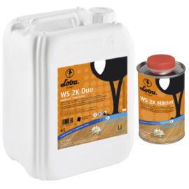 Lobadur WS 2k Duo Extra MAT 5 liter