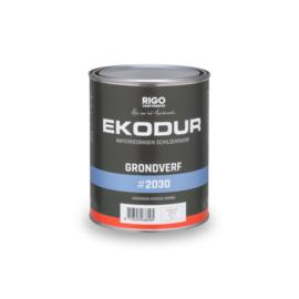 Ekodur Grondverf  2030 tbv RAL 9005 1 liter