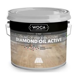 WOCA Diamond Oil Active Caramel Brown 0,25 liter