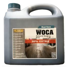 WOCA Zeep Zwart 3 liter