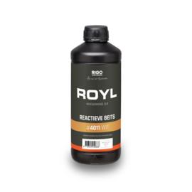 ROYL  loog, Reactieve Beits Wit 1 liter (4011)