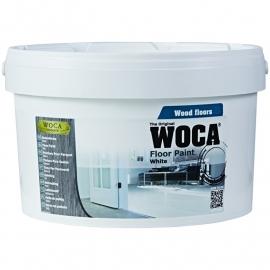 WOCA Floorpaint wit 2.5 Liter