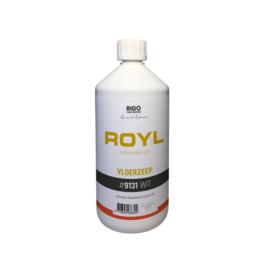 ROYL Vloerzeep WIT 9131  (voorheen aquamarijn clien Z )1 liter