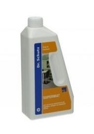 Dr. Schutz  polish supermat  750 ml. ( voor elastische vloeren o.a PVC vloeren)