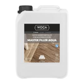 WOCA Master Filler Aqua voegenvuller 5 liter