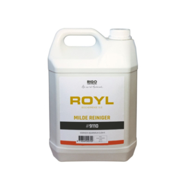 ROYL Milde reiniger 9110 (voorheen aquamarijn clien R  5 liter