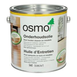 OSMO Onderhoudsolie 3081 Kleurloos zijdemat 2,5 liter