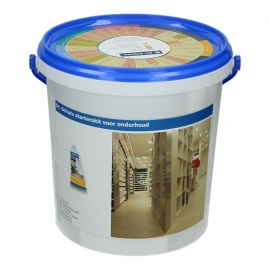 Dr. Schutz starterskit (gietvloeren/Beton- Cire vloeren etc)