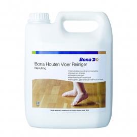 Bona Navulling Houten Vloer of kurk vloer Reiniger 4 liter