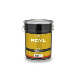 ROYL Oil 1K Clear 5 liter (4550) voorheen Aquamarijn Corcol