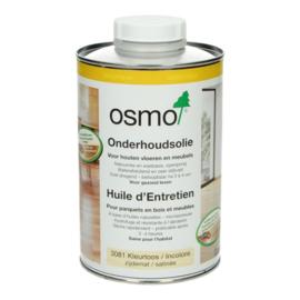 OSMO Onderhoudsolie 3081 Kleurloos zijdemat 1 liter