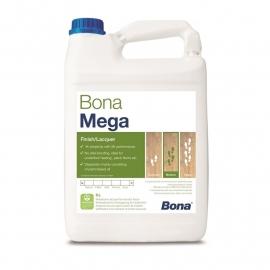 Bona Mega halfmat zijdeglans aflak 5 Liter