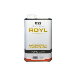 ROYL Onderhoudsolie Water gedragen 1 liter (9080)