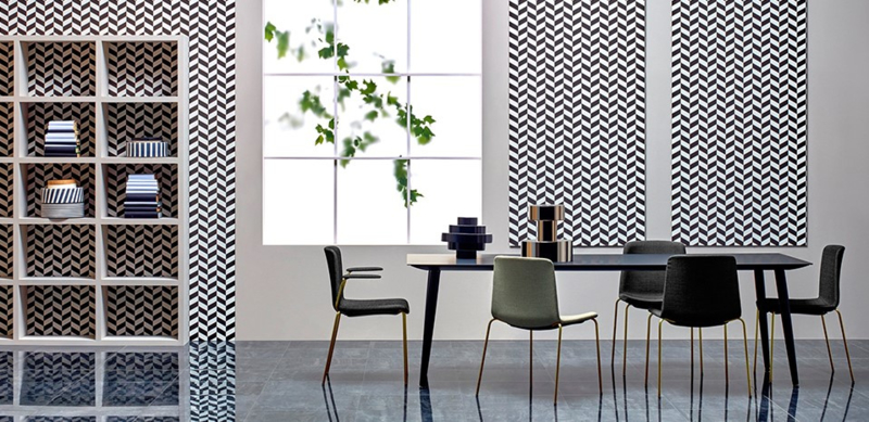 Eettafel BAB (2 kleuren)