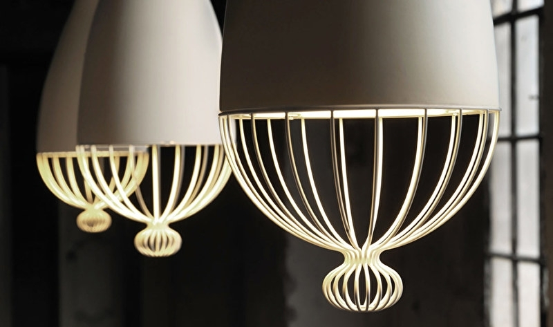 KARMAN lamp LE TRULLE