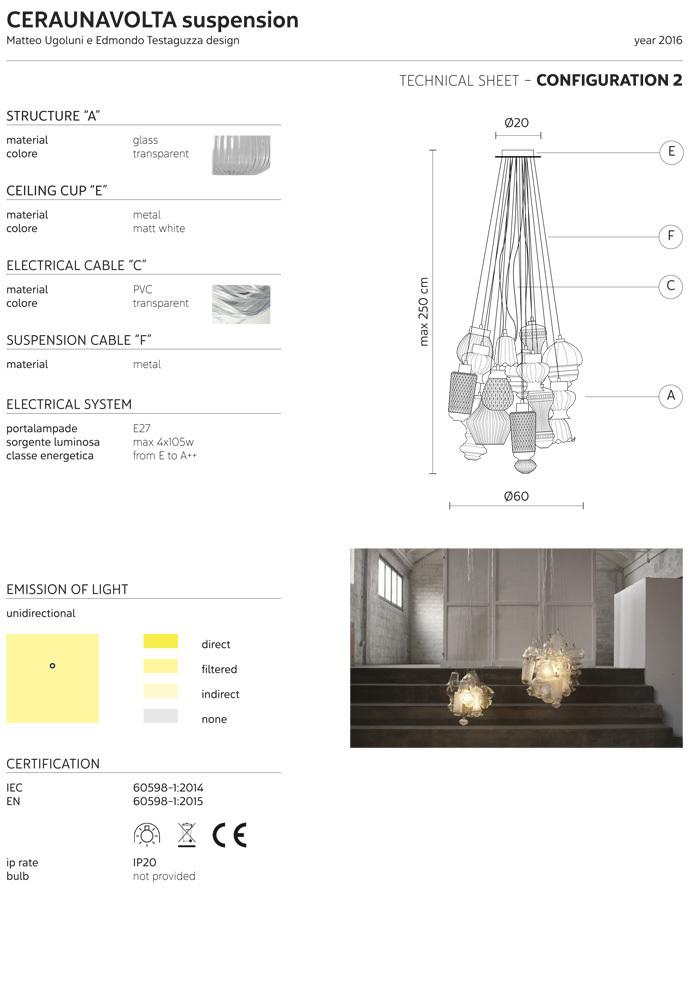 karman italia design hanglamp