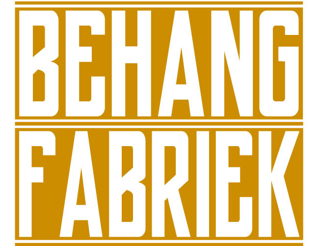 logo behangfabriek exclusief behang