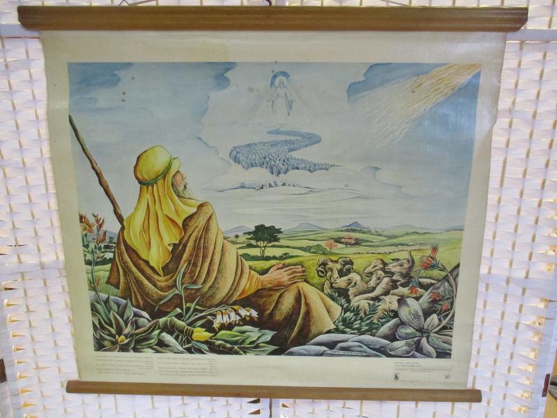 2 religieuze schoolkaarten