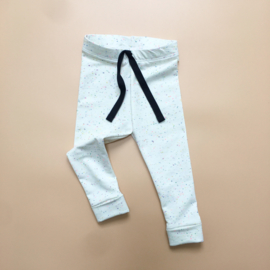 Vanilla multi colour Legging Pants