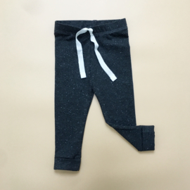 Anthracite sprinkles Legging Pants