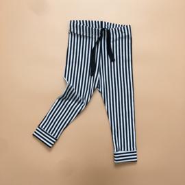 Stripes Legging Pants
