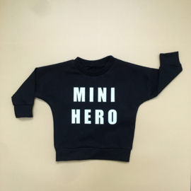 Mini Hero Sweater