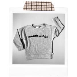 Moodswings sweater Grey