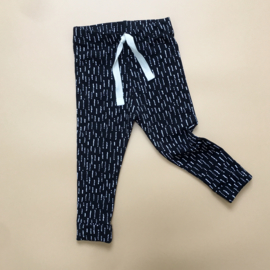 Funky Stripes Legging Pants