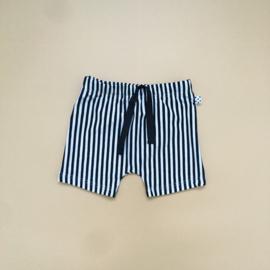 Stripes Harem Shorts