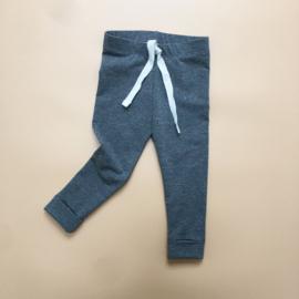 Grey multi colour Legging Pants