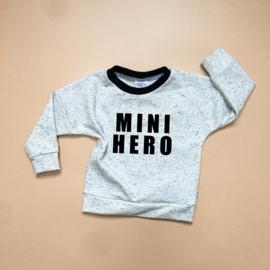 Mini Hero Sweater